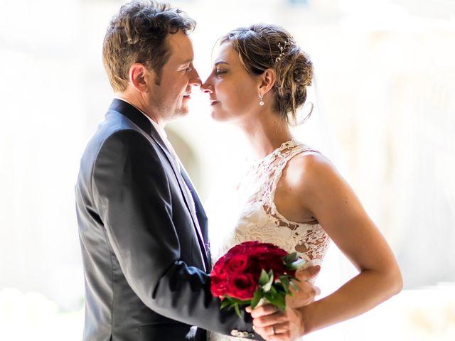 La boda de Ynés y Sergio