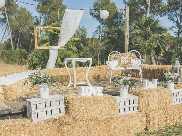 La boda de Daniel y Jessica en Olivella, Barcelona 38