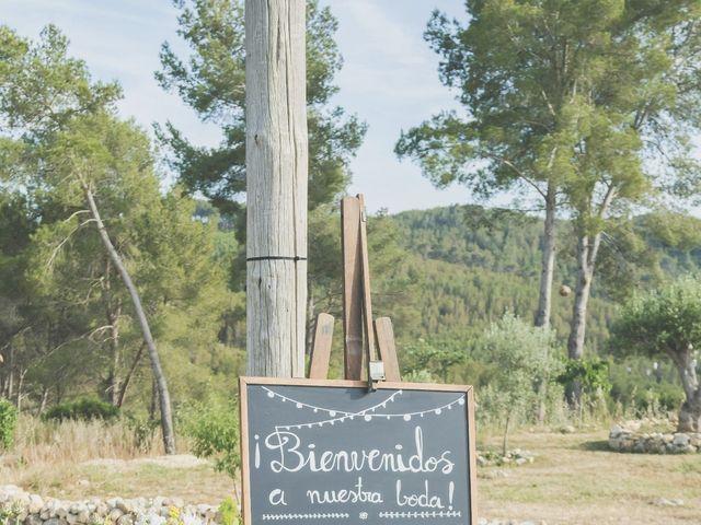 La boda de Daniel y Jessica en Olivella, Barcelona 42
