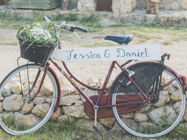 La boda de Daniel y Jessica en Olivella, Barcelona 49