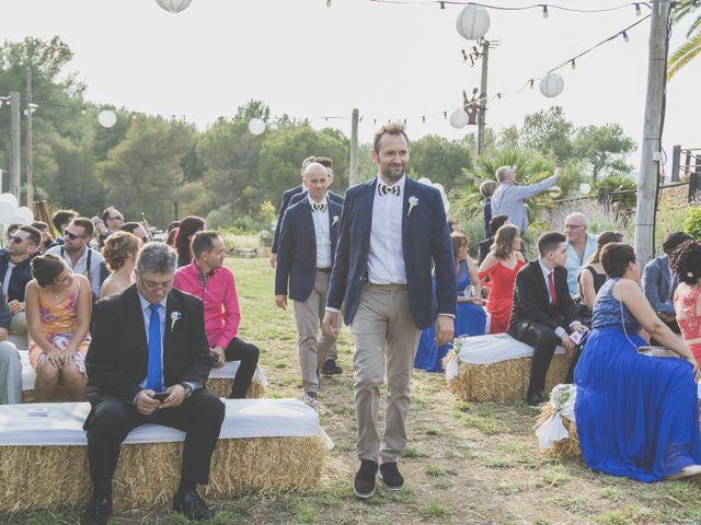 La boda de Daniel y Jessica en Olivella, Barcelona 50
