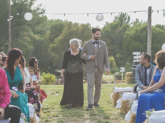 La boda de Daniel y Jessica en Olivella, Barcelona 52