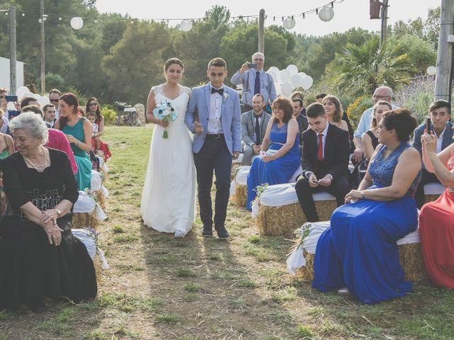 La boda de Daniel y Jessica en Olivella, Barcelona 56