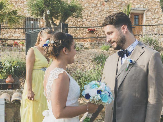La boda de Daniel y Jessica en Olivella, Barcelona 57