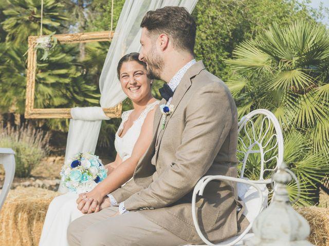 La boda de Daniel y Jessica en Olivella, Barcelona 58