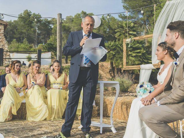 La boda de Daniel y Jessica en Olivella, Barcelona 59