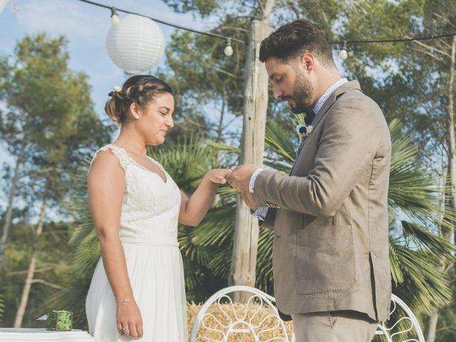 La boda de Daniel y Jessica en Olivella, Barcelona 62