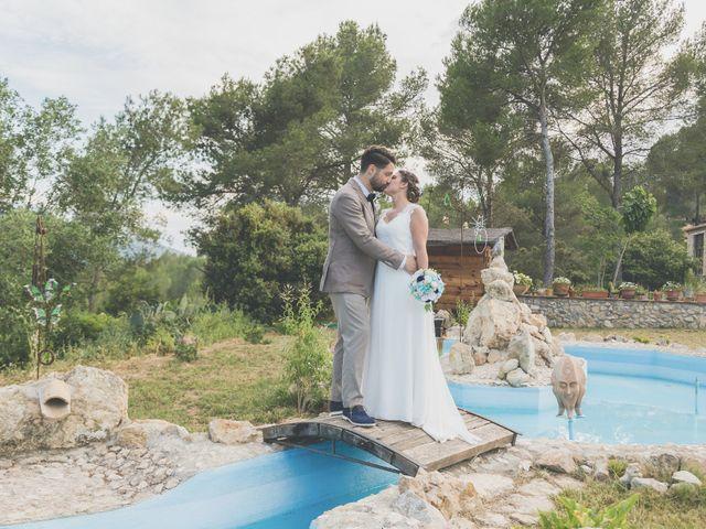 La boda de Daniel y Jessica en Olivella, Barcelona 69