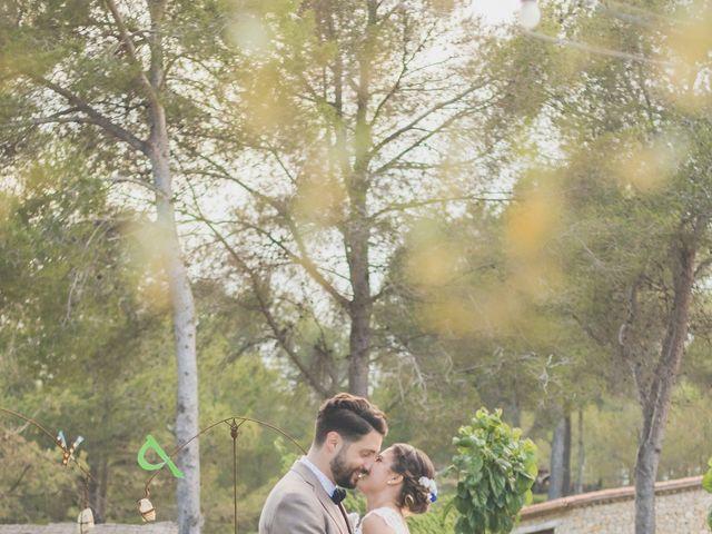 La boda de Daniel y Jessica en Olivella, Barcelona 71