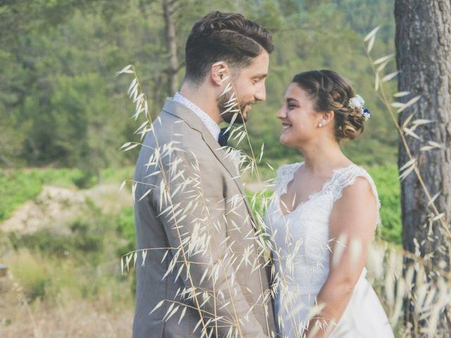 La boda de Daniel y Jessica en Olivella, Barcelona 73