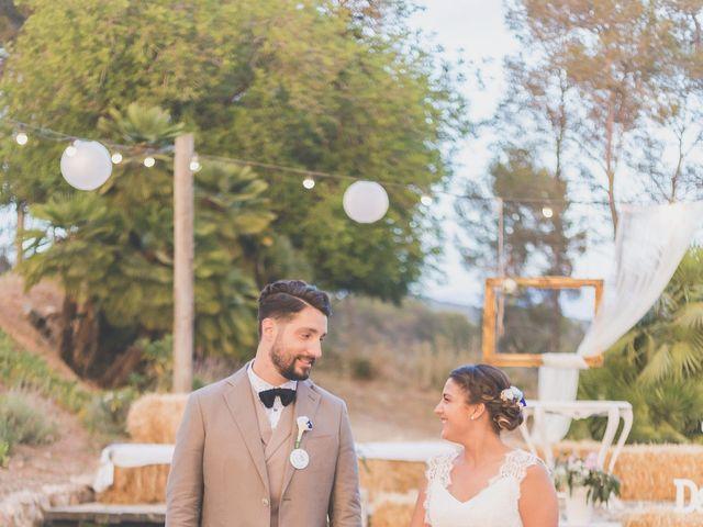 La boda de Daniel y Jessica en Olivella, Barcelona 75