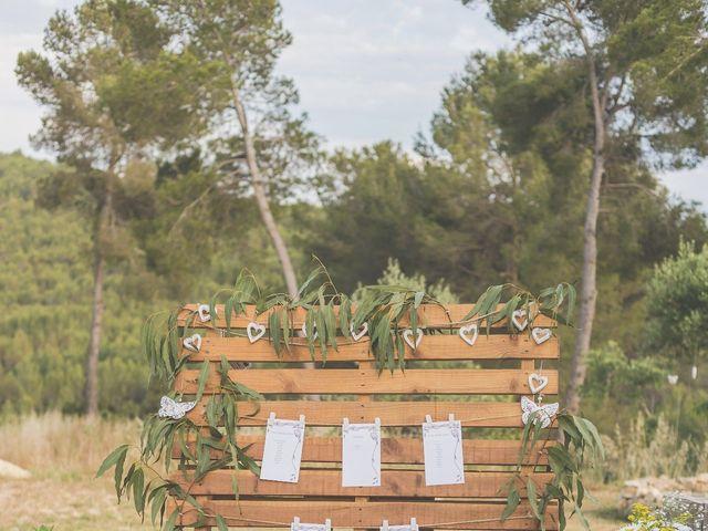 La boda de Daniel y Jessica en Olivella, Barcelona 86