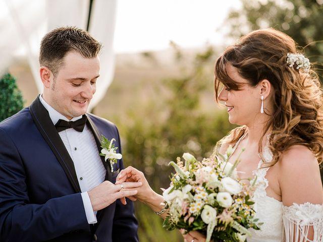 La boda de Emma y Roberto
