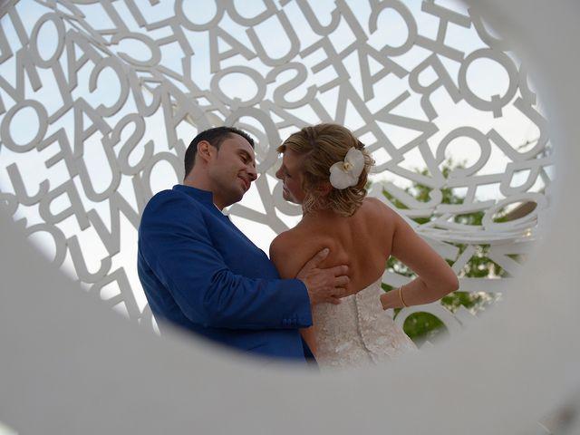 La boda de Judit y Abel