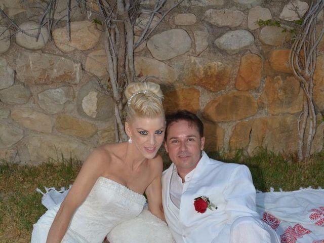 La boda de Guillermo y Mercedes en La/villajoyosa Vila Joiosa, Alicante 10