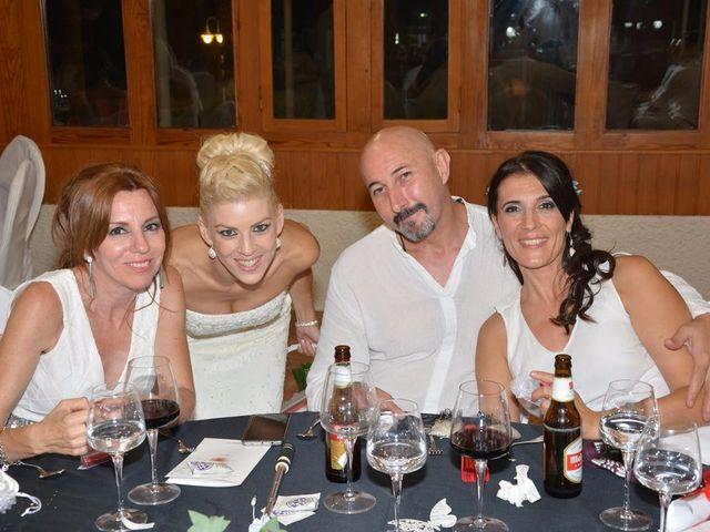 La boda de Guillermo y Mercedes en La/villajoyosa Vila Joiosa, Alicante 13