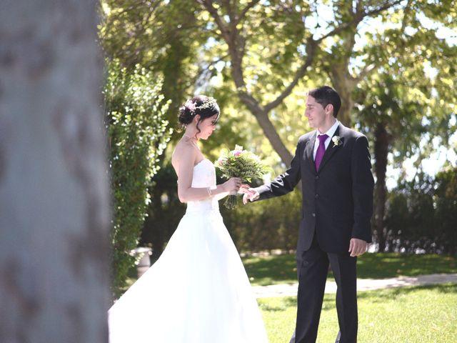 La boda de Xuan y Pedro