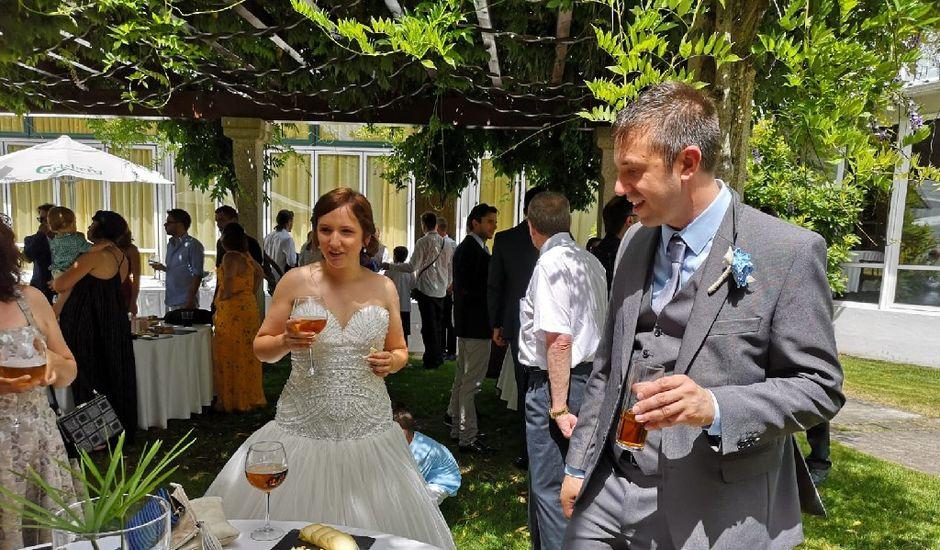 La boda de Ero y Ana en Santiago De Compostela, A Coruña