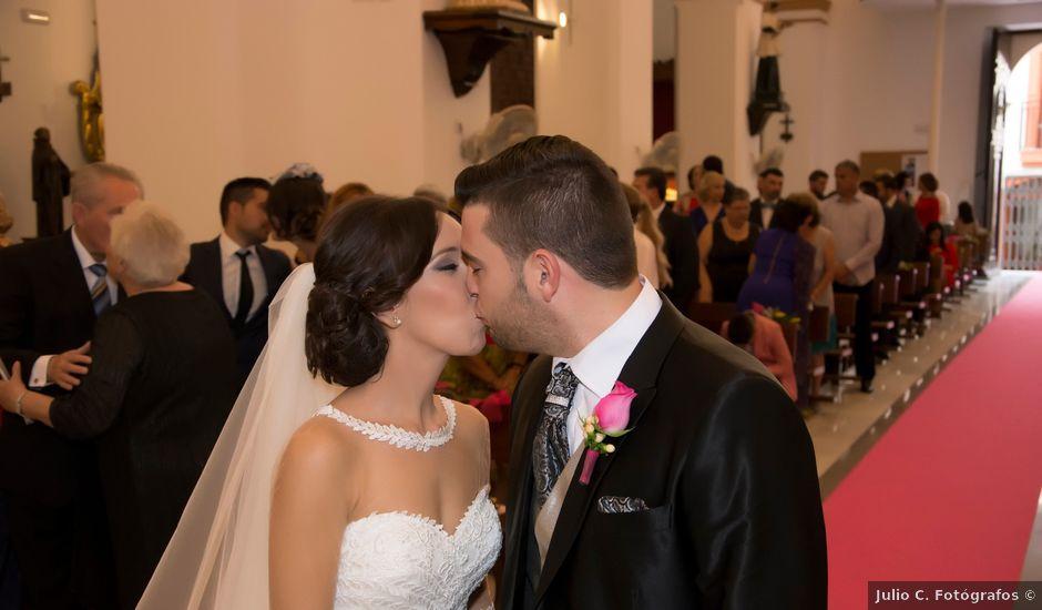 La boda de Angel y Angela en Adra, Almería