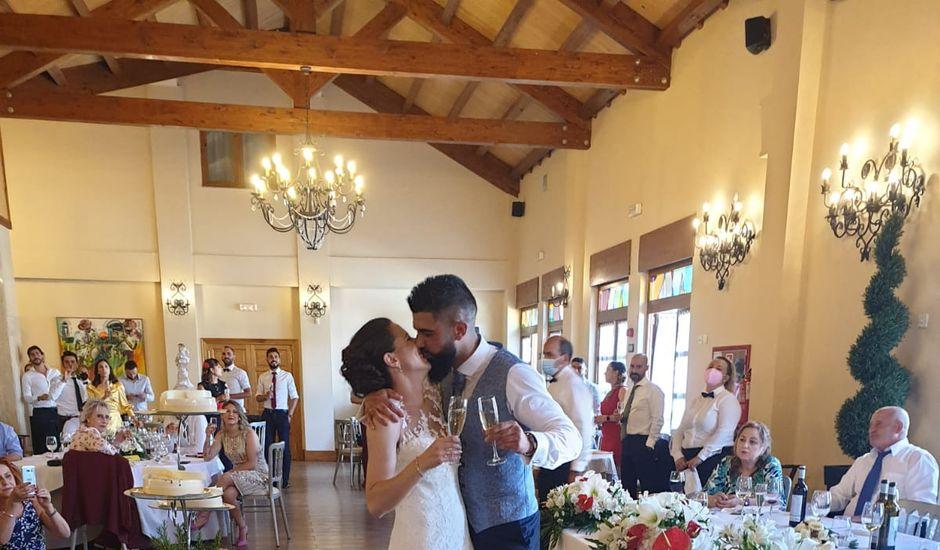 La boda de Dani y Lidia en Mansilla De Las Mulas, León