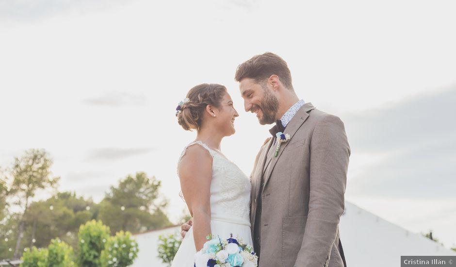 La boda de Daniel y Jessica en Olivella, Barcelona