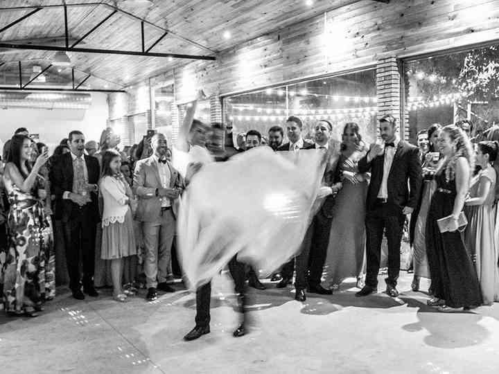 La boda de Laura y Manuel