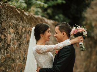 La boda de Rebeca y Saúl