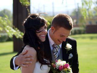 La boda de Cristian y Cristina