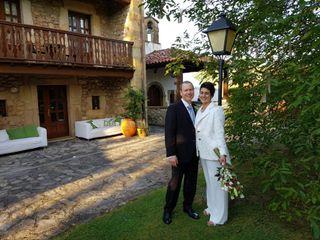 La boda de Silvina y Celso