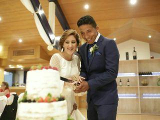 La boda de Myriam y Michael