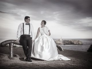 La boda de Marian y Alberto