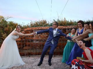 La boda de Álex y Inma