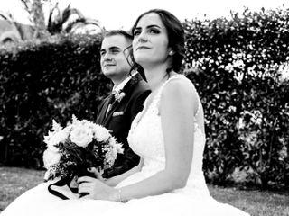La boda de Izaskun y David 1