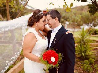 La boda de Rocío  y Raúl