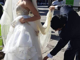 La boda de Érica y Airam 3