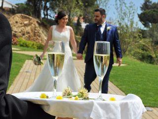 La boda de Laura y Ruben