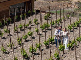 La boda de Paola y Aleix