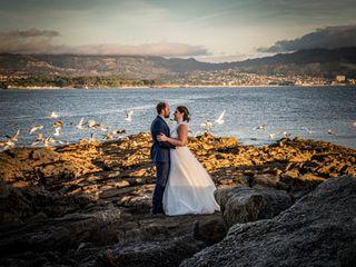 La boda de Tania y Xose