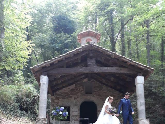 La boda de Vahn y María en Olot, Girona 12