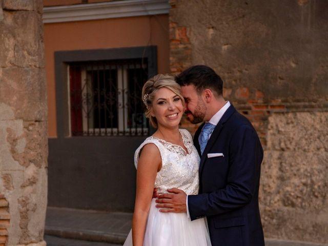 La boda de Manuel y Laura en Granada, Granada 5