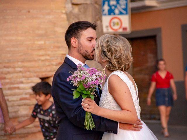 La boda de Manuel y Laura en Granada, Granada 9