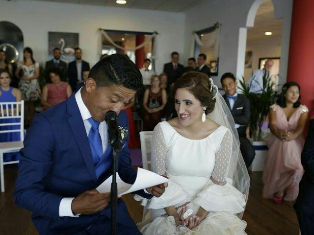 La boda de Michael  y Myriam en San Pedro Del Pinatar, Murcia 4