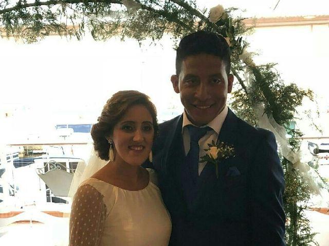 La boda de Michael  y Myriam en San Pedro Del Pinatar, Murcia 7