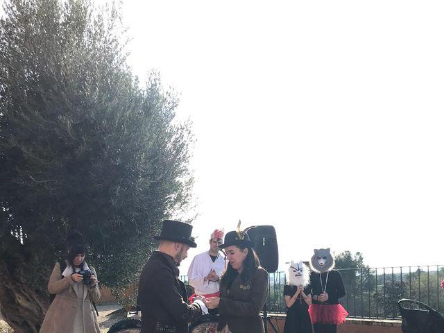 La boda de Dani y Raquel en Rubi, Barcelona 3
