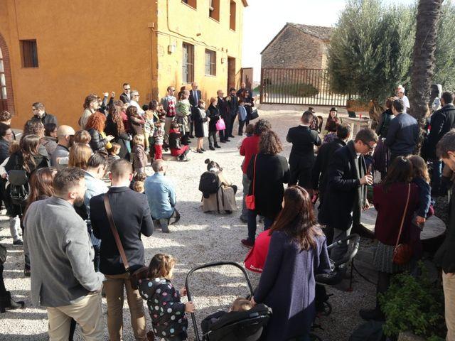 La boda de Dani y Raquel en Rubi, Barcelona 1