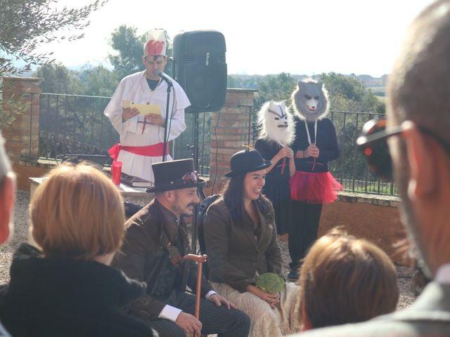 La boda de Dani y Raquel en Rubi, Barcelona 2