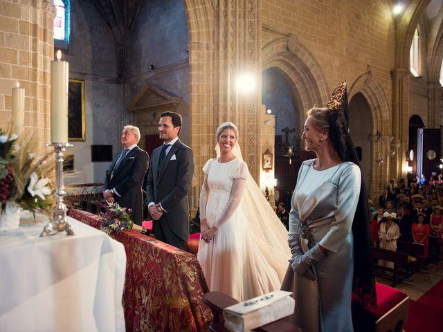 La boda de Pablo y Leticia en Jerez De La Frontera, Cádiz 17