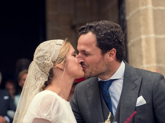 La boda de Pablo y Leticia en Jerez De La Frontera, Cádiz 21