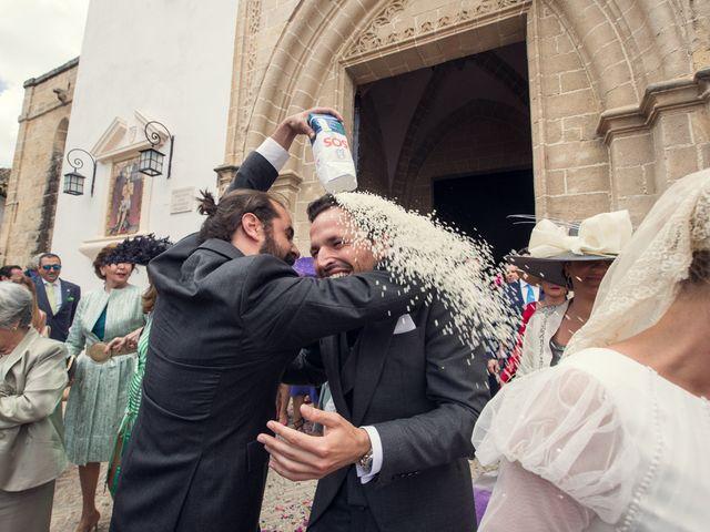 La boda de Pablo y Leticia en Jerez De La Frontera, Cádiz 22