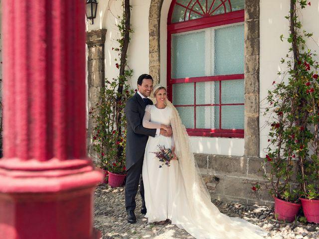 La boda de Pablo y Leticia en Jerez De La Frontera, Cádiz 24